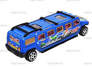 Игрушечный лимузин Hummer, 369997, игрушки