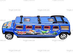 Игрушечный лимузин Hummer, 369997, детские игрушки
