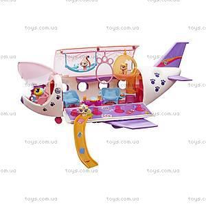 Игровой набор Литл Пет Шоп «Самолет для зверюшек», B1242, купить