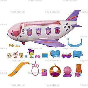 Игровой набор Литл Пет Шоп «Самолет для зверюшек», B1242, фото