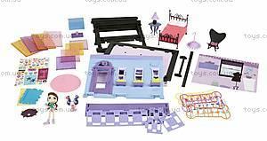 Литл Пет Шоп Игровой набор «Стильная спальня Блайс», A9479, фото