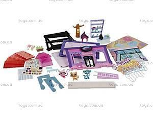 Игровой набор Littlest Pet Shop «Стильный зоомагазин», A7322, фото