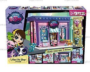 Игровой набор Littlest Pet Shop «Стильный зоомагазин», A7322