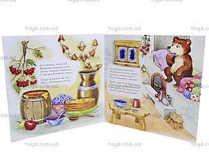 Любимые стихи Деда Мороза «Новогодняя сказка», С398005У, игрушки