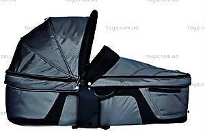Люлька для коляски Jogg/BuggS, carbo/grey, T-52/00Q-CG