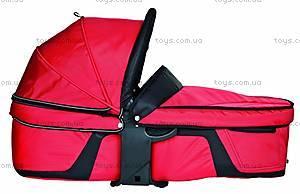 Люлька для коляски Jogg/BuggS, carbo/red, T-52/00Q-CR