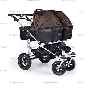 Люлька для коляски TWTWD, carbo/chocolate, T-44-022, купить