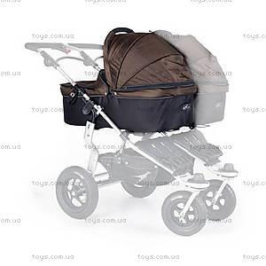 Люлька для коляски TWTWD, carbo/chocolate, T-44-022
