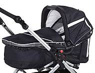 Люлька MultiX Carrycot, carbo/navy, T-54/00-CM, фото