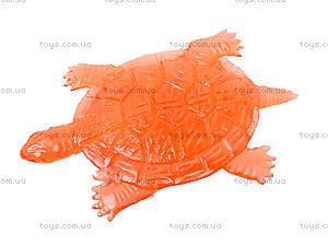 Игрушка лизун «Черепаха и ящерица», 20 штук, PR625, купить
