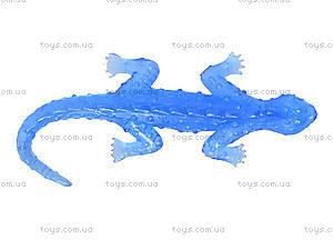 Игрушка лизун «Черепаха и ящерица», 20 штук, PR625, цена