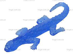 Игрушка лизун «Черепаха и ящерица», 20 штук, PR625, детские игрушки