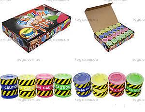 Набор лизунов в коробке, разные цвета, 713