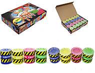 Набор лизунов в коробке, разные цвета, 713, іграшки
