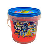 "Лизун-антистресс ""Mr. Boo: Neon"" коралловый 500 г, 80048, купить"