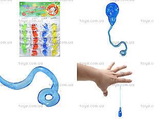Игрушка лизун «Череп», PR623, игрушки