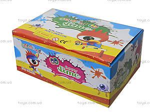 Лизун цветной «Слайм», PR59, игрушки