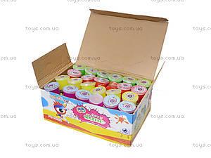Лизун цветной «Слайм», PR59, детские игрушки