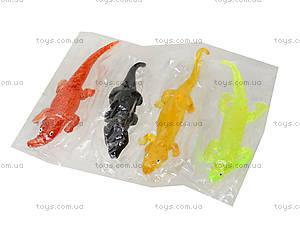 Лизун «Динозавр с Юрского периода» , PR455, детские игрушки