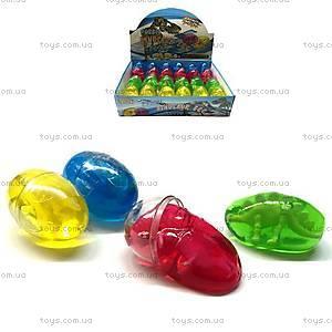 Лизун желе «Яйцо с динозавром», PR271, купить