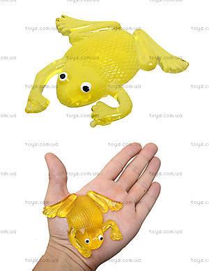 Большая игрушка - лизун лягушка, PR710