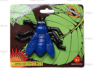 Большой детский лизун в форме насекомого, PR670, купить