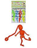 Детский лизун «Скелет», PR620, купить игрушку