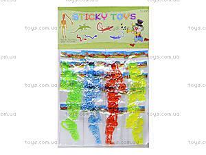 Детский лизун «Скелет», PR620, цена