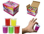 Цветная игрушка лизун - сопли, PR655