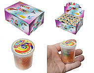 Детская игрушка «Слайм», перламутровый цвет, PR54, набор