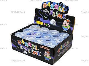 Игрушка для малышей лизун - сопли в бочке, PR654, цена