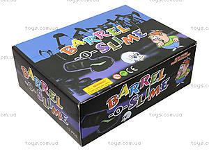 Игрушка для малышей лизун - сопли в бочке, PR654, игрушки