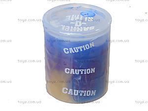 Лизун - сопли в бочке, цвет синий перламутровый, PR652, купить