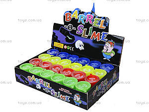 Игрушка слайм в банке, средняя, PR347, детские игрушки