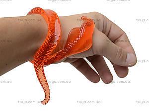 Лизун «Большая змея» в блоке, PR501, магазин игрушек