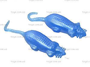 Цветной лизун «Пара мышек», перламутровый, PR363, фото