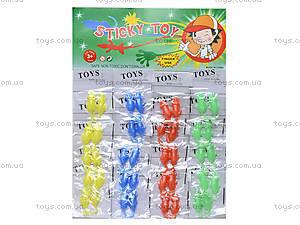 Цветной лизун «Пара мышек», перламутровый, PR363, цена