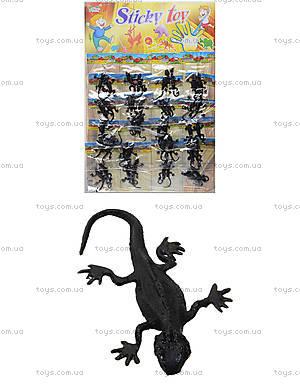 Игрушка-лизун «Пара ящериц», PR619