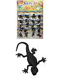 Игрушка-лизун «Пара ящериц», PR619, купить