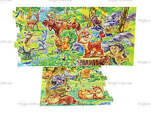 Мягкие пазлы «Наш мир: наш лес», русские, 4769, купить