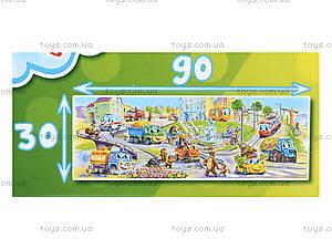 Мягкие пазлы «Наш мир: наши машины», русские, 4790, детские игрушки