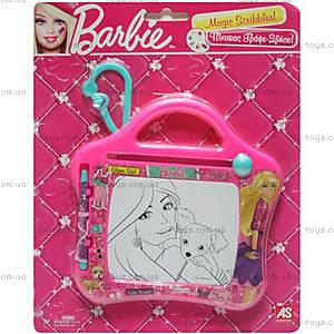 Магическая доска для рисования Barbie, 1028-13042