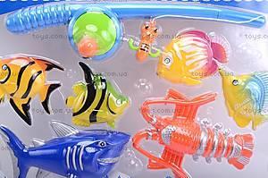 Магнитная игра «Удачная рыбалка», BW30031-2, отзывы