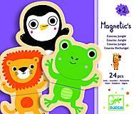 Магнитная игра «Забавные животные», DJ03118, купить