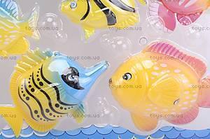 Магнитная рыбалка, 7 рыбок, BW30031-1, купить