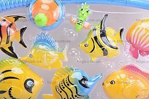 Магнитная рыбалка, 7 рыбок, BW30031-1, фото