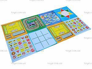 Магнитные игры 15-в-1, 7015, детские игрушки