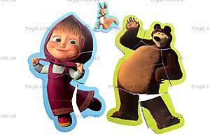 Магнитные пазлы «Маша и Медведь», VT3204-0102