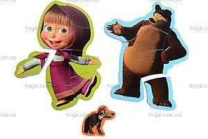 Магнитные пазлы «Маша и Медведь», VT3204-0102, отзывы