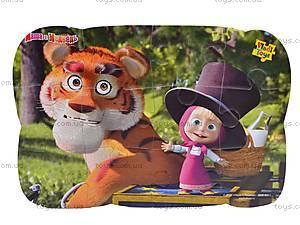 Магнитные пазлы «Маша и тигр», VT3205-15, цена